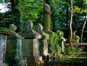 Highgate cimitero