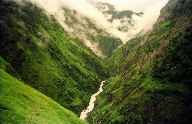 fiume kali